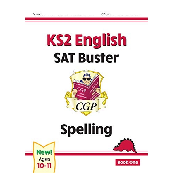 KS2 English SAT Buster: Spelling Book 1 (for tests in 2018 and beyond) by CGP Books (Paperback, 2002)