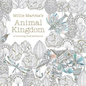 Millie Marotta's Animal Kingdom : a colouring book adventure : 1