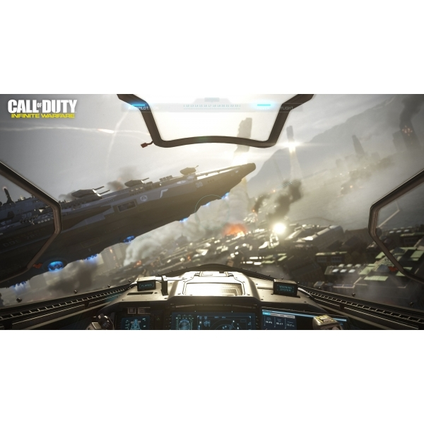 Call Of Duty Infinite Warfare Legacy Edition PS4 Game - Image 2