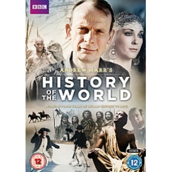 Andrew Marr's History Of The World DVD