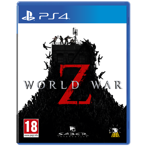 World War Z PS4 Game - Image 1