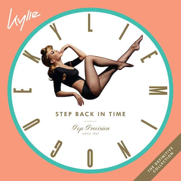Kylie Minogue - Step Back In Time: The Definitive Collection Vinyl