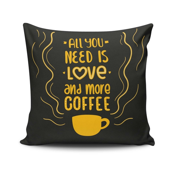 NKLF-323 Multicolor Cushion Cover