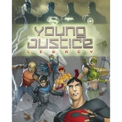 Young Justice Legacy Game Wii