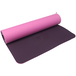 UFE 6mm TPE Yoga Mat - Mulberry/Pink - Image 2