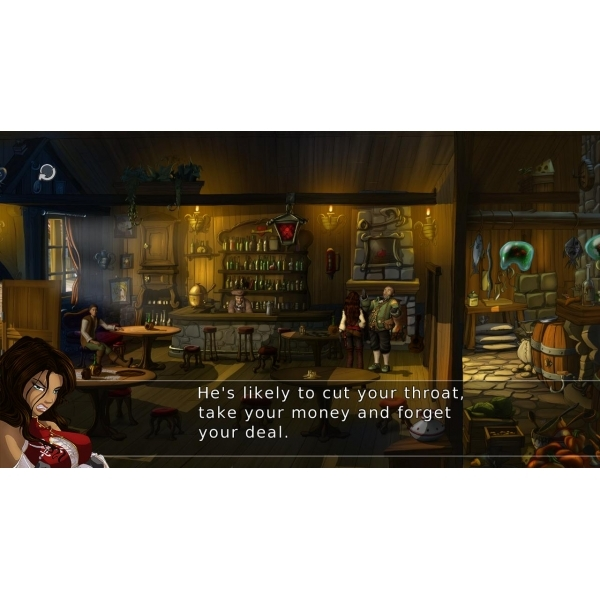 Captain Morgane and the Golden Turtle Game PS3 - Image 4