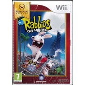 Rayman Rabbids Go Home (Selects) Game Wii