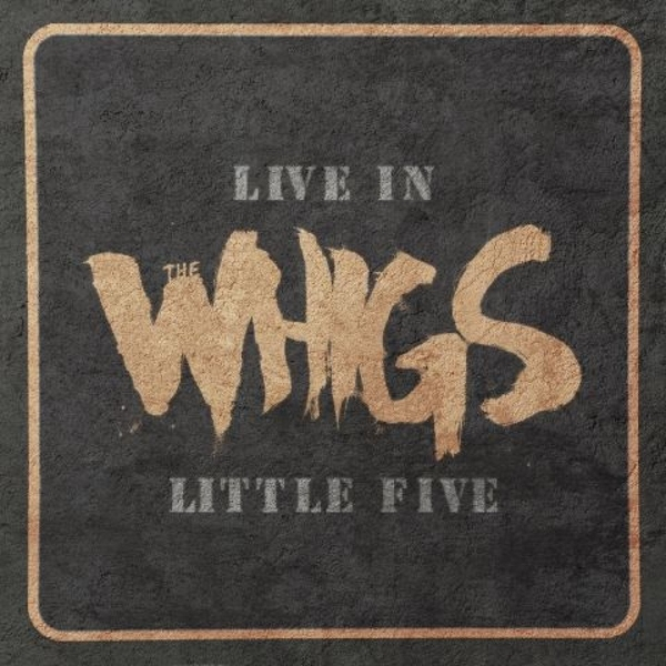 Whigs - Live In Little Five Vinyl