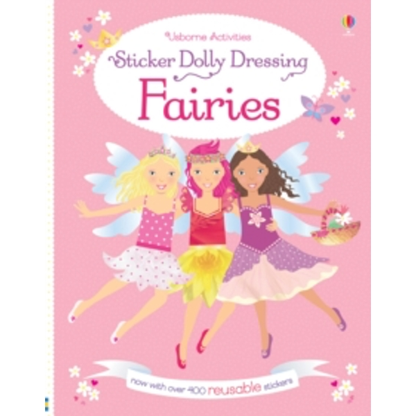Sticker Dolly Dressing Fairies by Fiona Watt (Paperback, 2015)