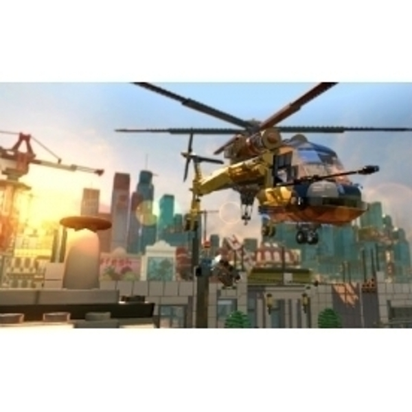The Lego Movie The Videogame Game 3DS - Image 4
