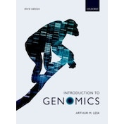 Introduction to Genomics by Arthur M. Lesk (Paperback, 2017)
