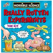 Galt Toys - Horrible Science  Really Rotten Experiments