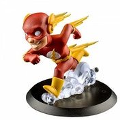Damaged Packaging The Flash (DC Comics) QMX 4.62 Inch Figure