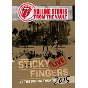 Rolling Stones From The Vault - Sticky Fingers Live at The Fonda Theatre DVD