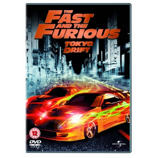 The Fast and the Furious - Tokyo Drift DVD