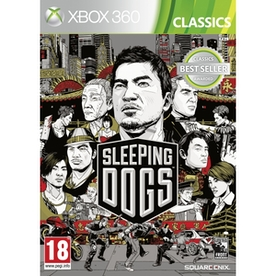 Sleeping Dogs Game (Classics) Xbox 360