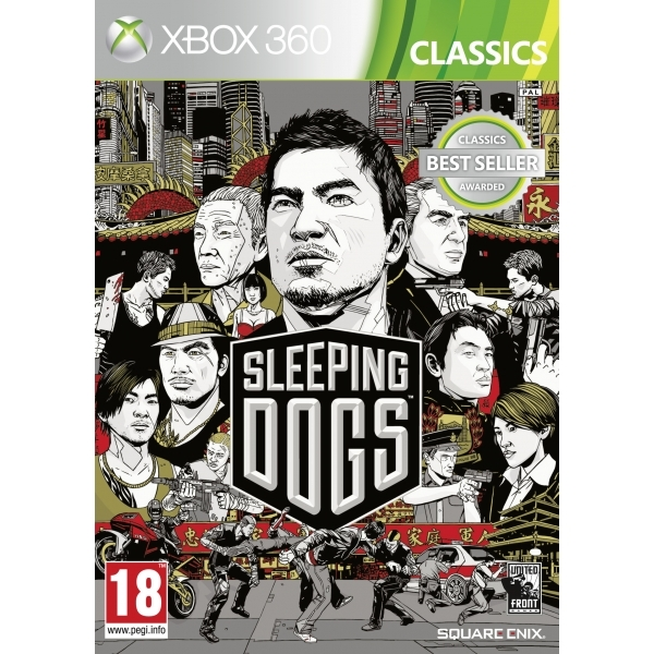 Sleeping Dogs Game (Classics) Xbox 360 - Image 1