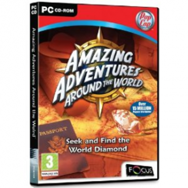 Amazing Adventures Around the World Game PC