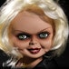 Tiffany Talking Bride Of Chucky 15 Inch Figure - Image 3