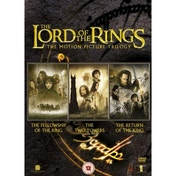 The Lord of the Rings Trilogy (The Motion Picture Trilogy) DVD