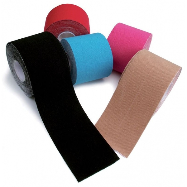 Ultimate Performance Kinesiology Tape Pre-Cut Black