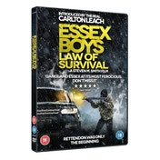 Essex Boys Law Of Survival DVD