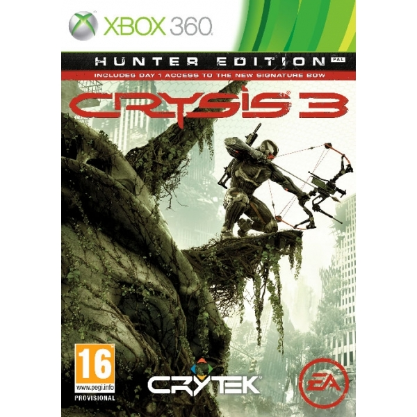 Crysis 3 Hunter Edition Game Xbox 360 - Image 1