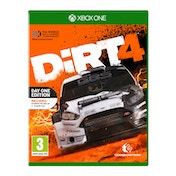 Dirt 4 Day One Edition Xbox One Game [Used - Like New]