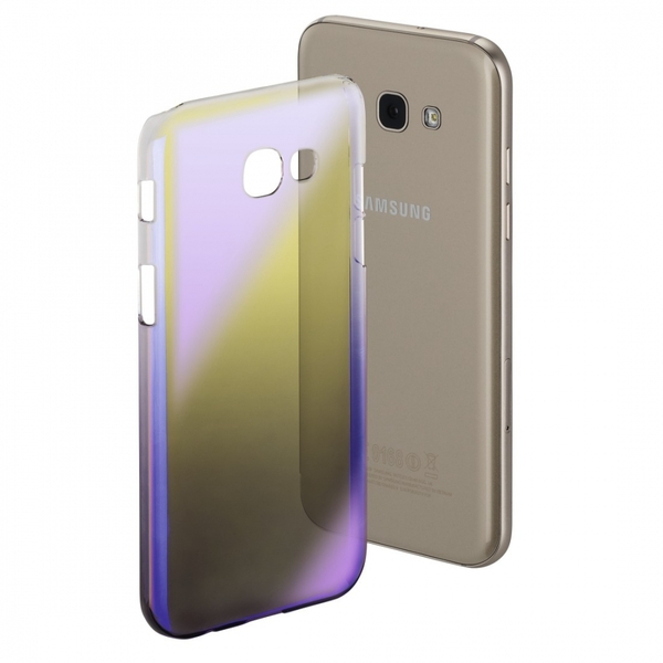 Hama Mirror Cover for Samsung Galaxy A5, yellow/purple