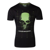 Ghost Recon - Skull Latitude Men's XX-Large T-Shirt - Black