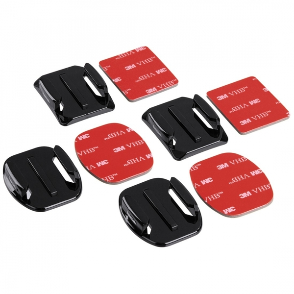 Hama Adhesive Mount Set for GoPro