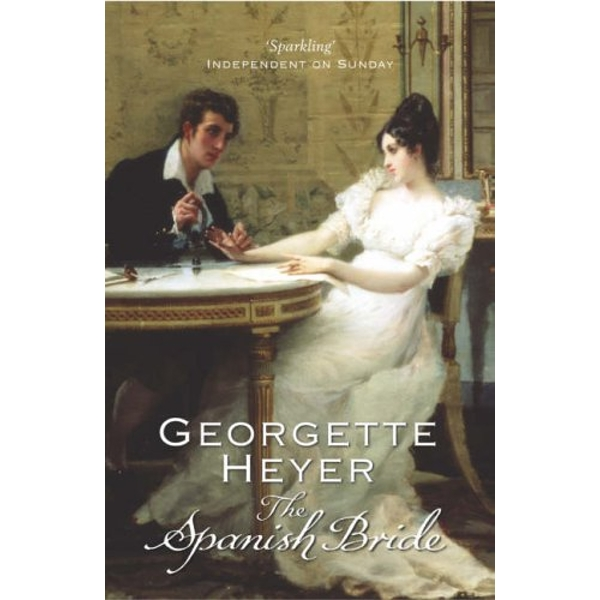 The Spanish Bride by Georgette Heyer (Paperback, 2005)