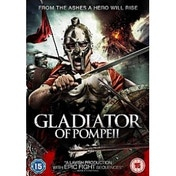 Gladiator Of Pompeii DVD