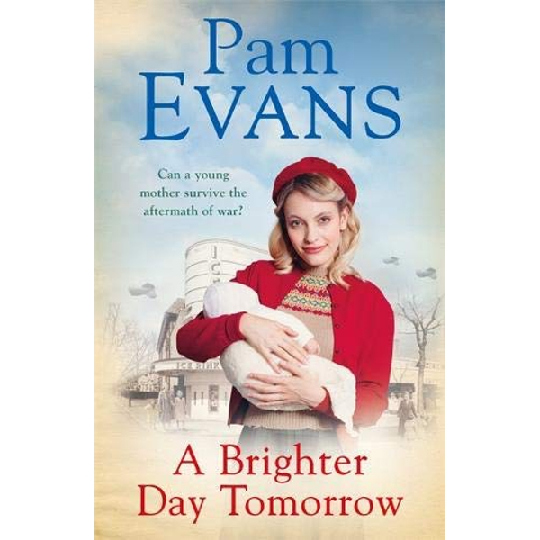 A Brighter Day Tomorrow  Hardback 2018