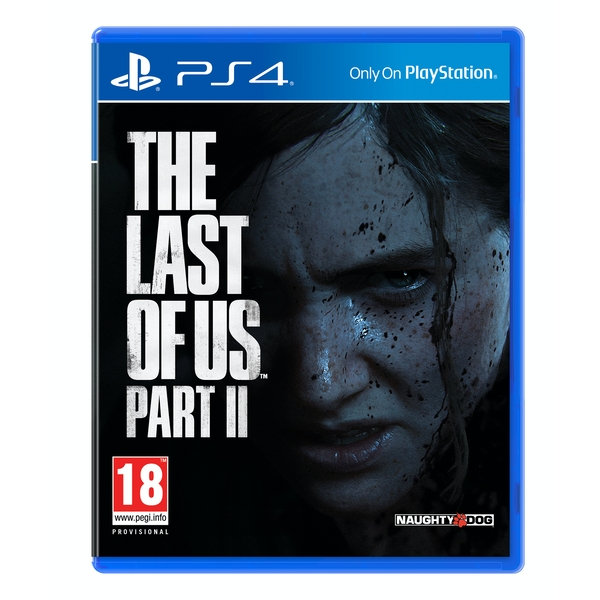 The Last of Us Part II PS4 Game [Damaged Packaging]