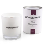 Black Pomegranate (Wonderwick) Blanc Crackling Candle