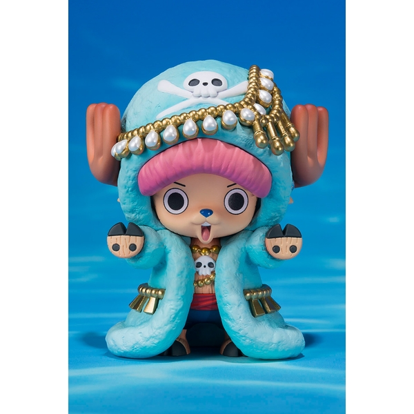 Chopper 20th anniversary (One Piece Pirates) Bandai Tamashii Nations Figuarts ZeroFigure - Image 1