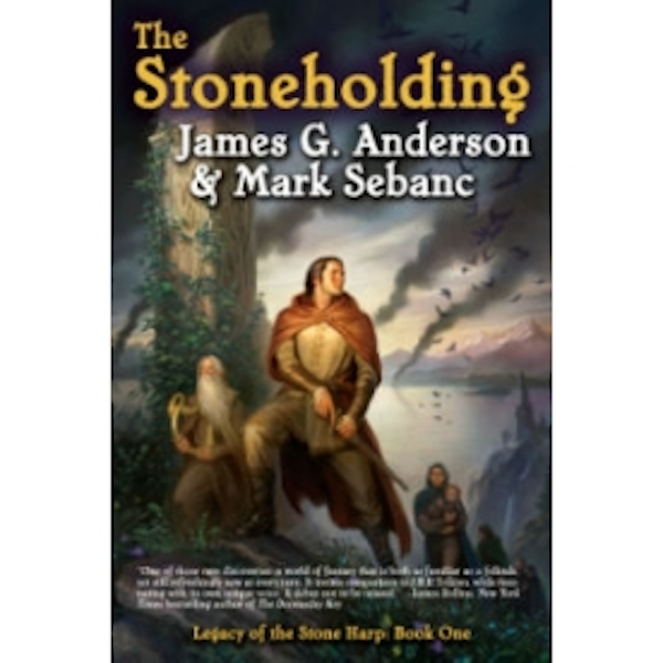 The Stoneholding: Legacy Of The Stone Harp Book One