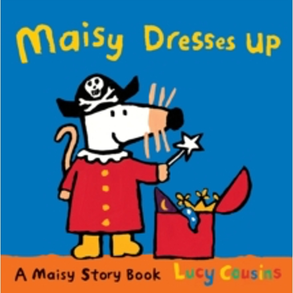 Maisy Dresses Up by Lucy Cousins (Paperback, 2011)