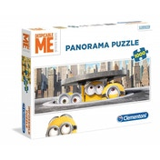 Clementoni Panorama Minions in New York Jigsaw Puzzle (1000 Piece)