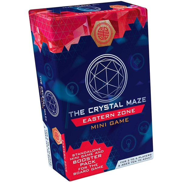 Image of The Crystal Maze Eastern Zone Mini Game