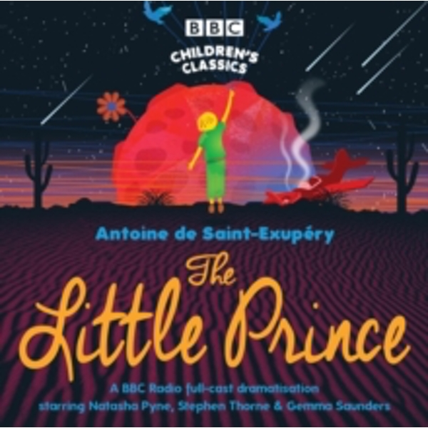 The Little Prince CD-Audio