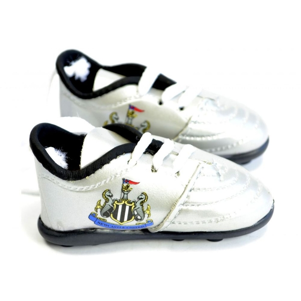 Newcastle United Boots Car Hanger