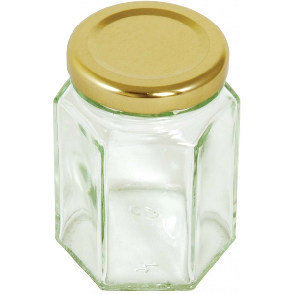 Tala Preserving Jar Hexagonal 110ml