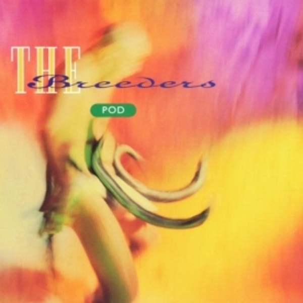 The Breeders - POD CD