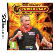 Phil Taylor Power Play Darts Game DS