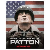 Patton - Limited Edition Steelbook Blu-ray