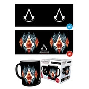 Assassins Creed Legacy Heat Change Mug