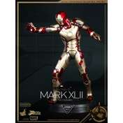 Hot Toys Marvel Iron Man Mark XLII Power Pose Figure