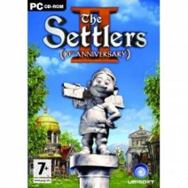 The Settlers II 2 10th Anniversary Game PC